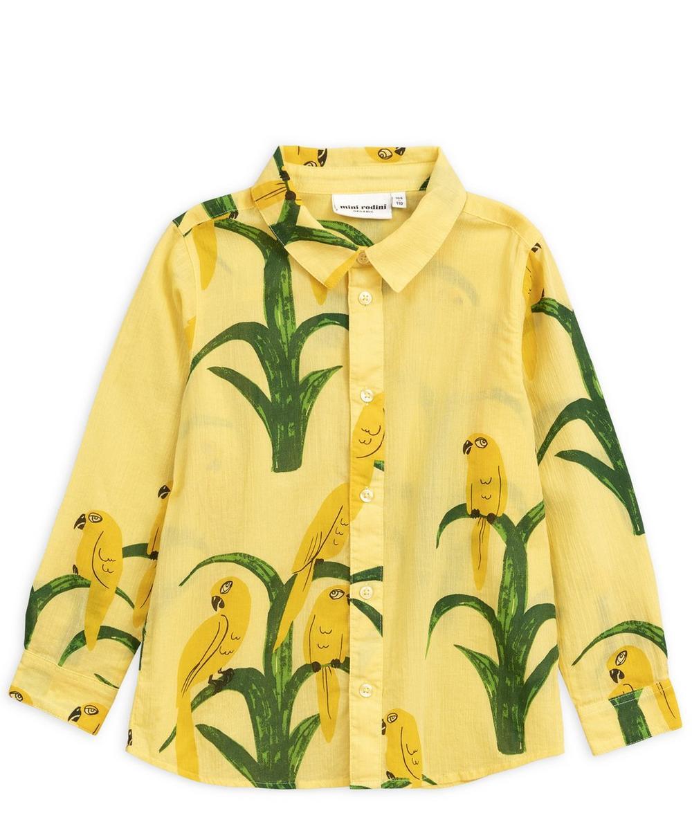 Parrot Woven Shirt 2-8 Years