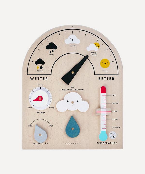 Moon Picnic - My Weather Station