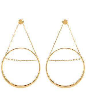 Gold Vermeil Signature Medium Spanish Hoop Earrings