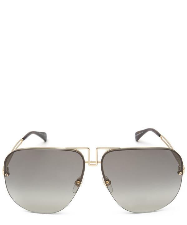 7cf2f96c4f3ba Oversized Aviator Sunglasses Oversized Aviator Sunglasses