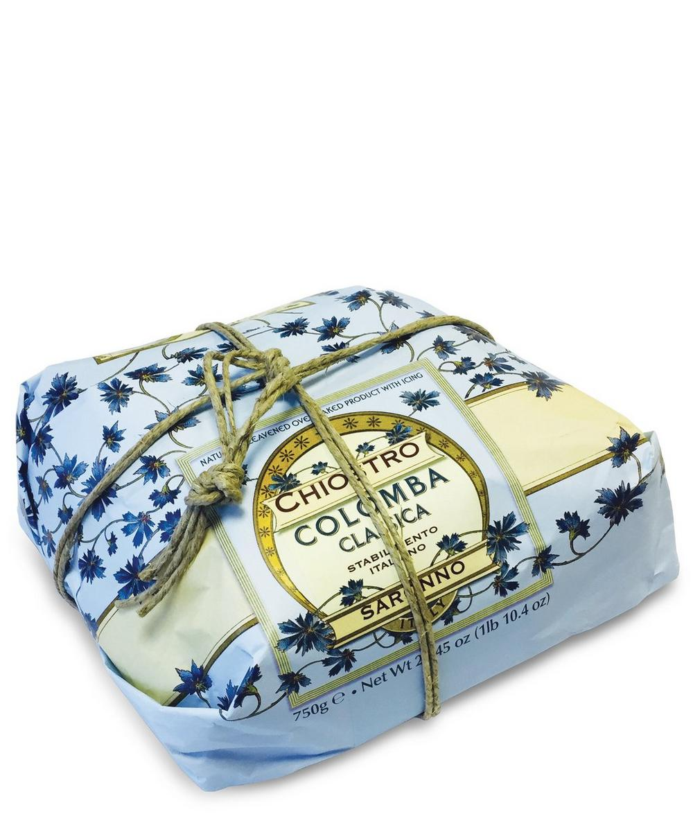 Hand-wrapped Classic Colomba Cake 750g
