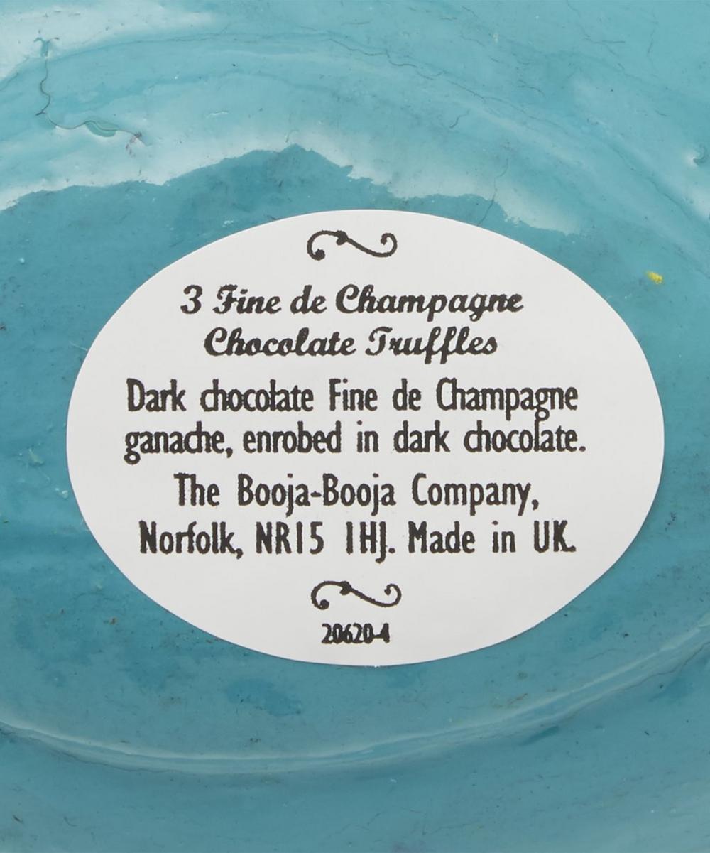 Champagne Truffles Easter Egg 34.5g