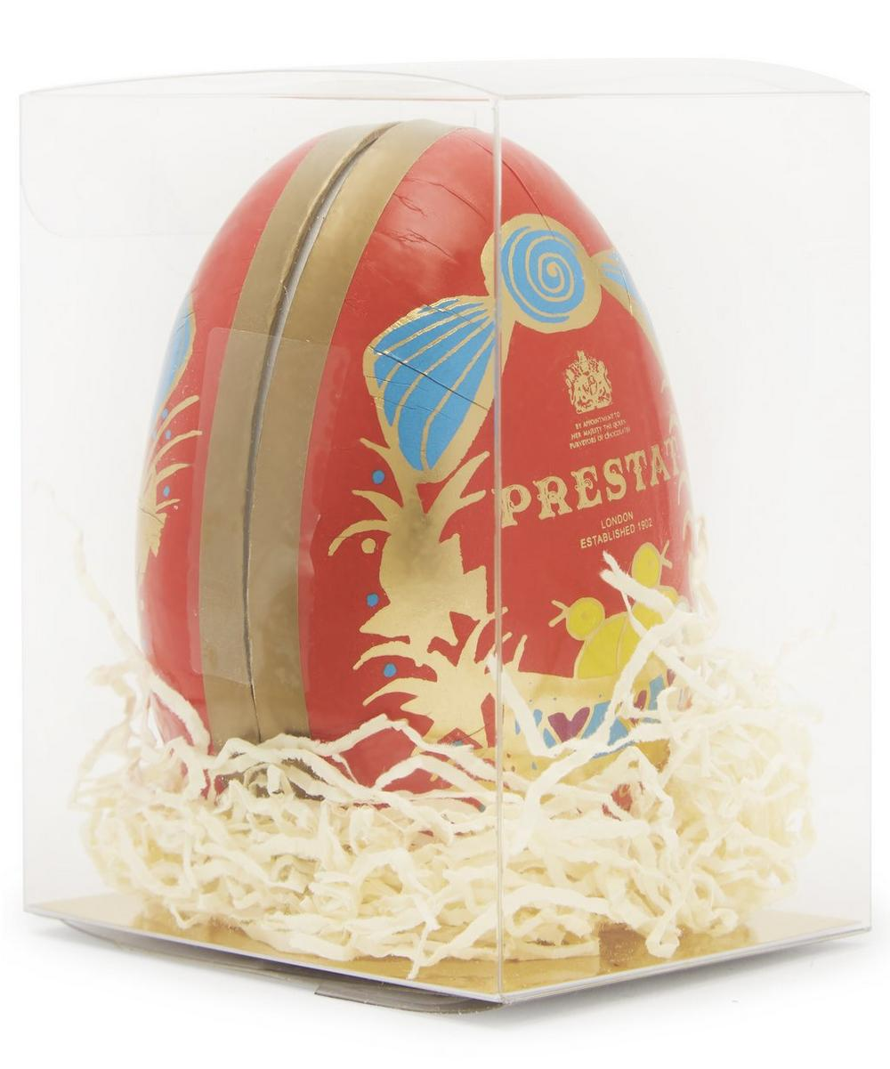 Card Egg With Mini Praline Truffles 65g