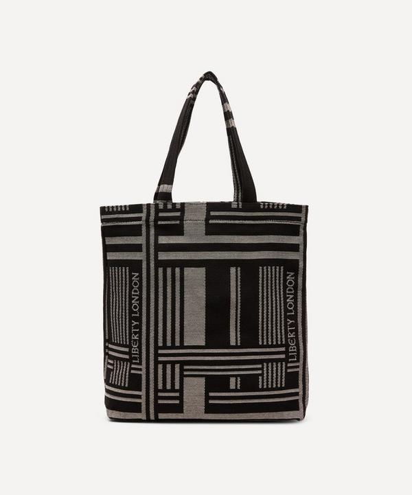 Liberty - Jacquard Building Tote Bag