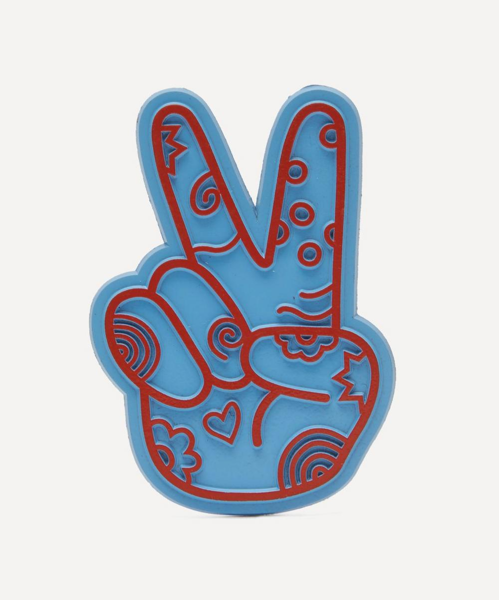 Peace Hand Magnet