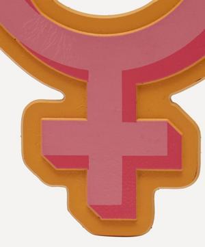 Female Symbol Magnet