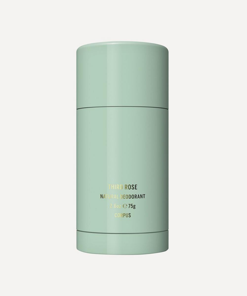 Third Rose Natural Deodorant 75g