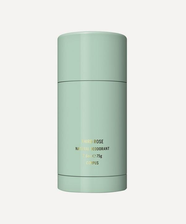 Corpus - Third Rose Natural Deodorant 75g