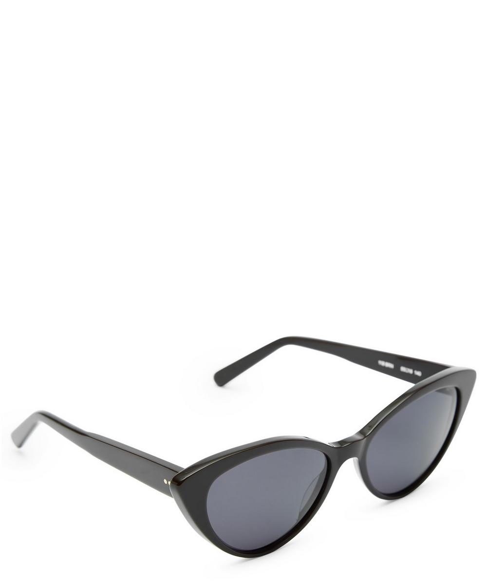 Accra Cat-Eye Sunglasses