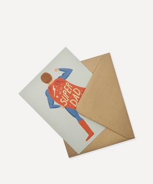 Super Dad Father's Day Card