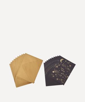 Many Thanks Thank You Cards Set of 10