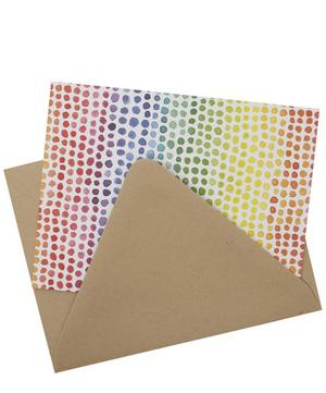 Watercolour Rainbow Greeting Cards Set of 10