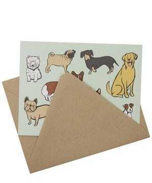 Dogs Greeting Cards Set of 10