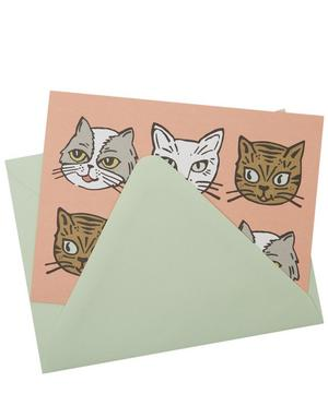 Cats Greeting Cards Set of 10