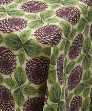 Large Dahlia Tablecloth