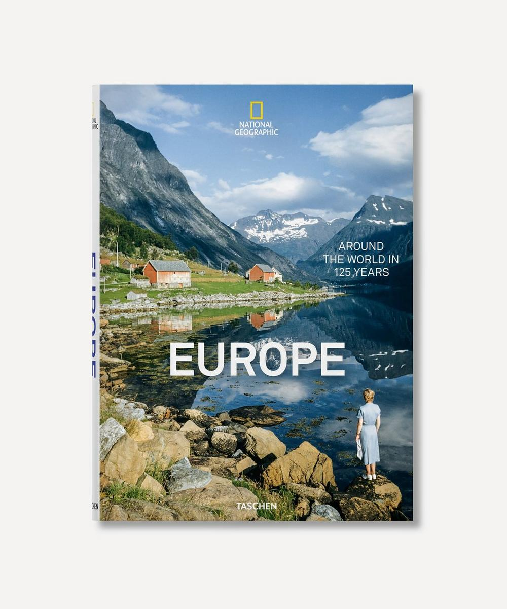 National Geographic: Around the World in 125 Years – Europe