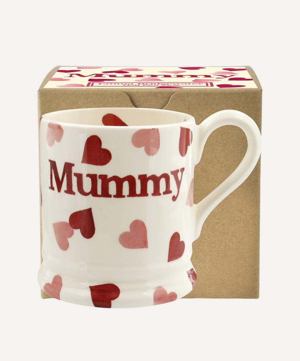 Mummy Hearts Half-Pint Mug