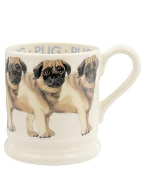 Pug Half-Pint Mug