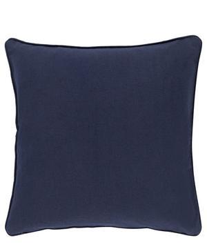 Body Contour Cotton-Linen Cushion