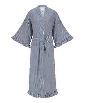 The Sun Will Come Up Long Cotton Robe