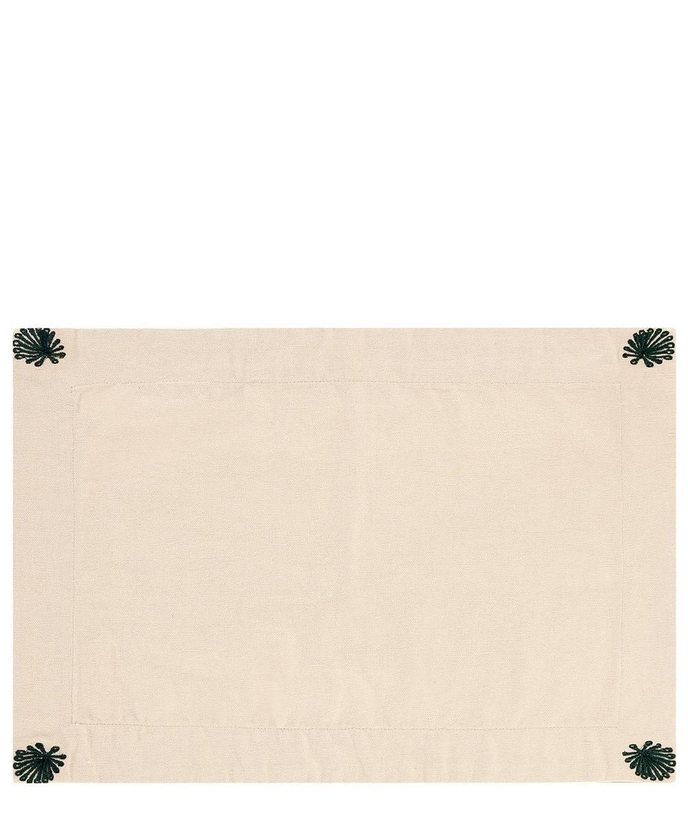 Camel Cotton Placemat