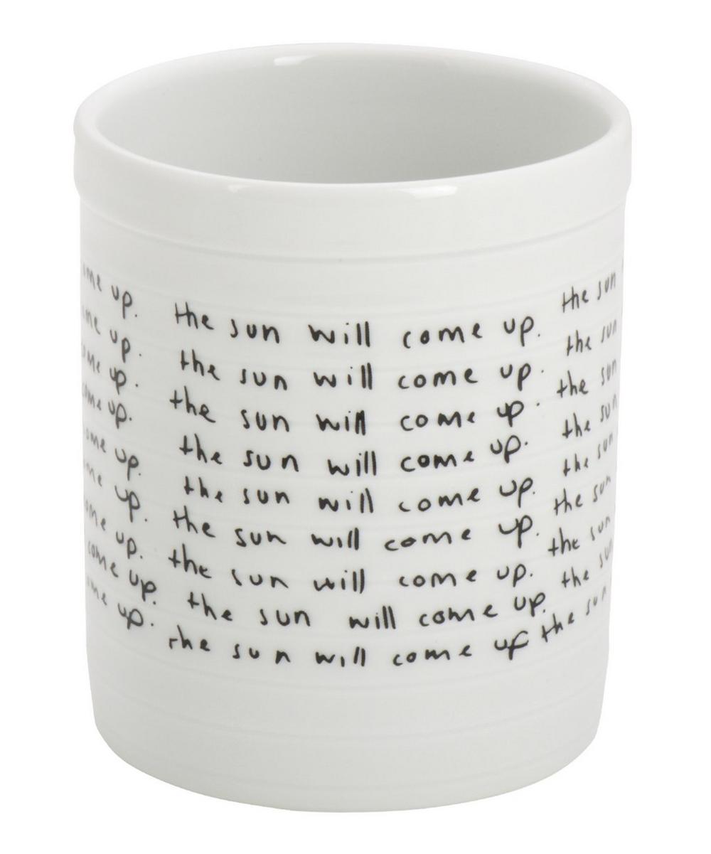 Poetry Storage Jar