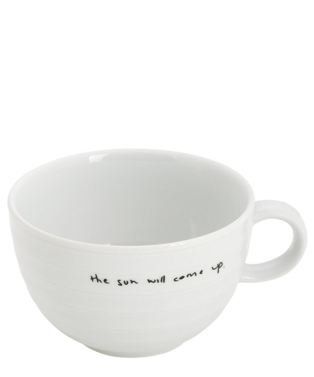 The Sun Will Come Up Ceramic Mug