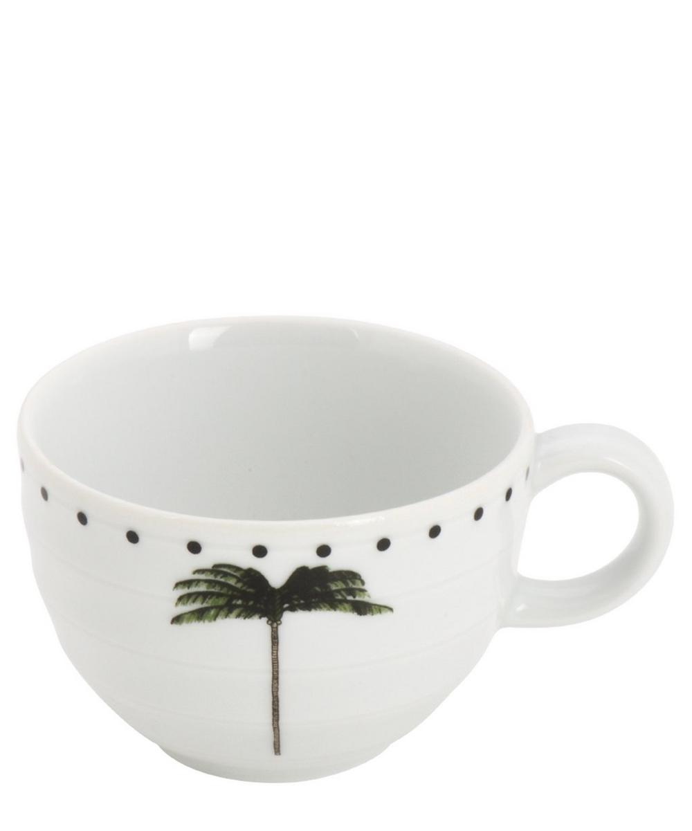 Palm Tree Espresso Cup