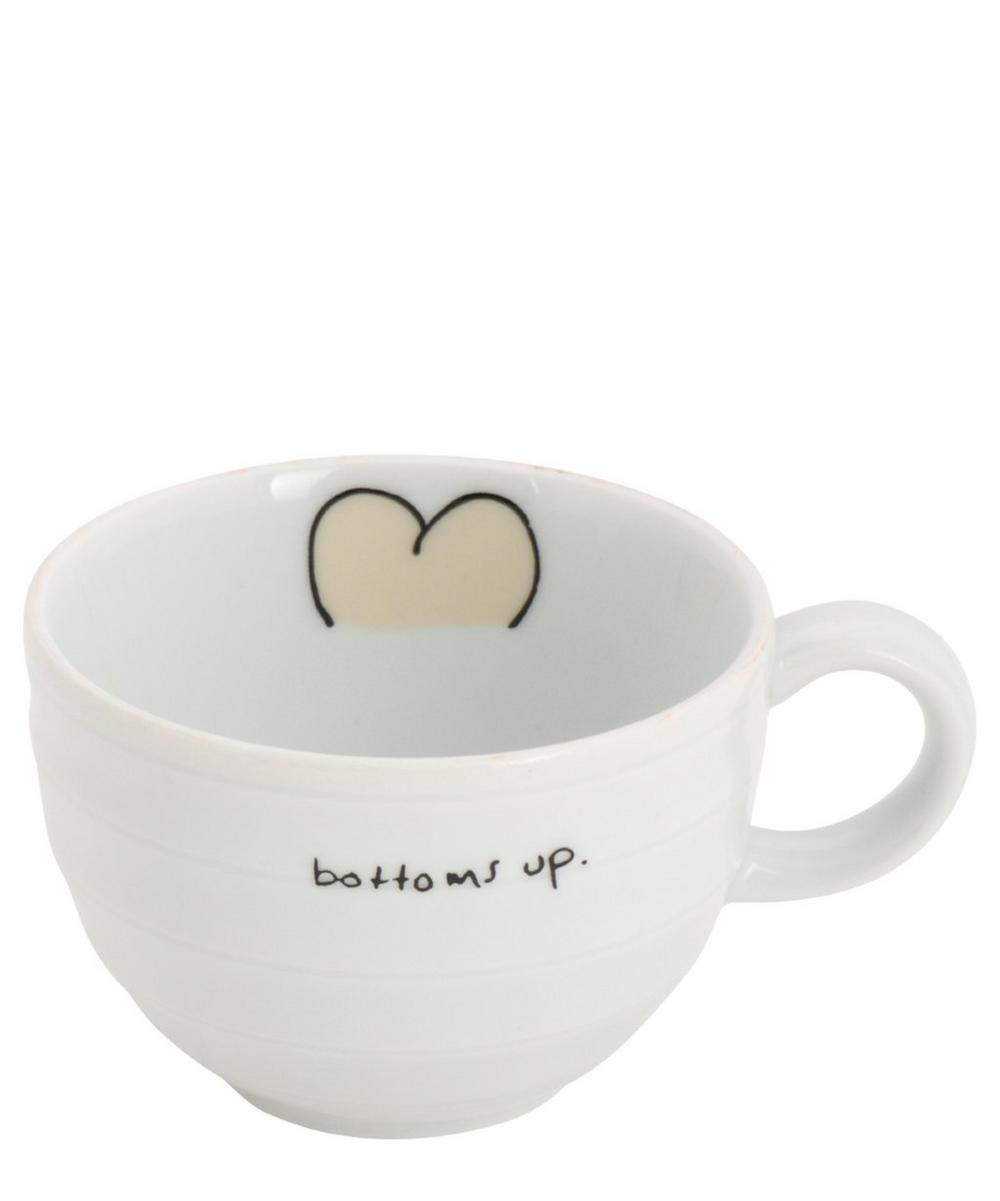 Bottoms Up Espresso Cup