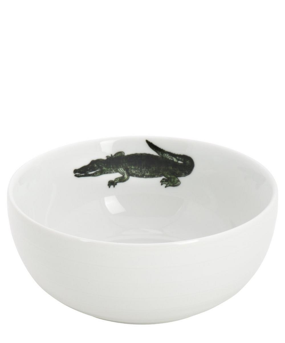 Alligator Granola Bowl