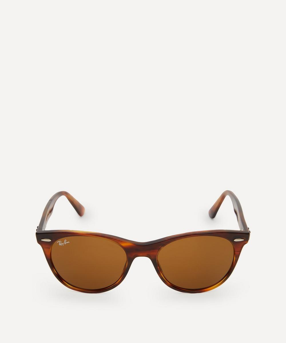 New Wayfarer Acetate Sunglasses