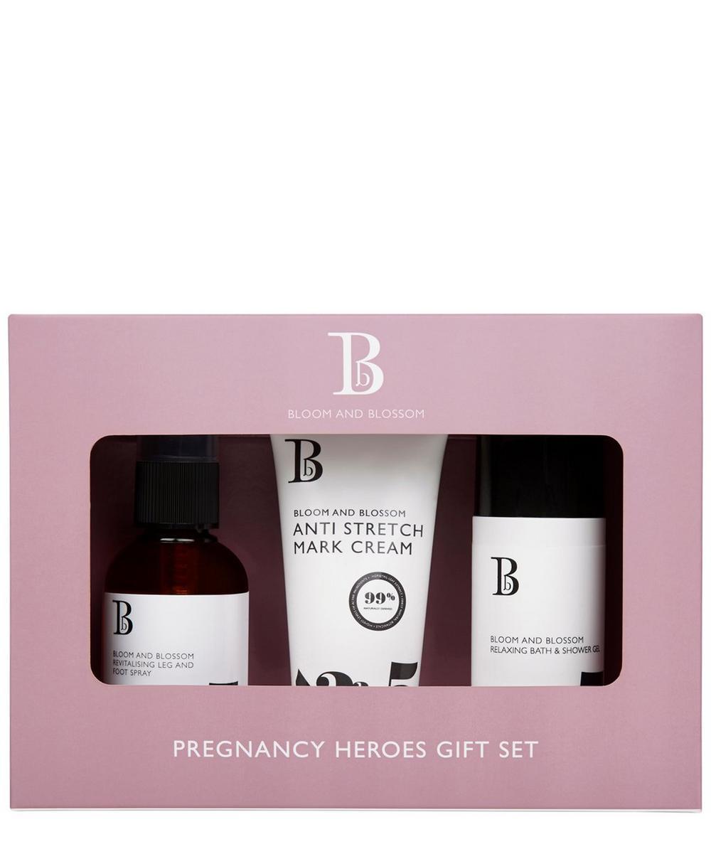 Pregnancy Heroes Gift Set