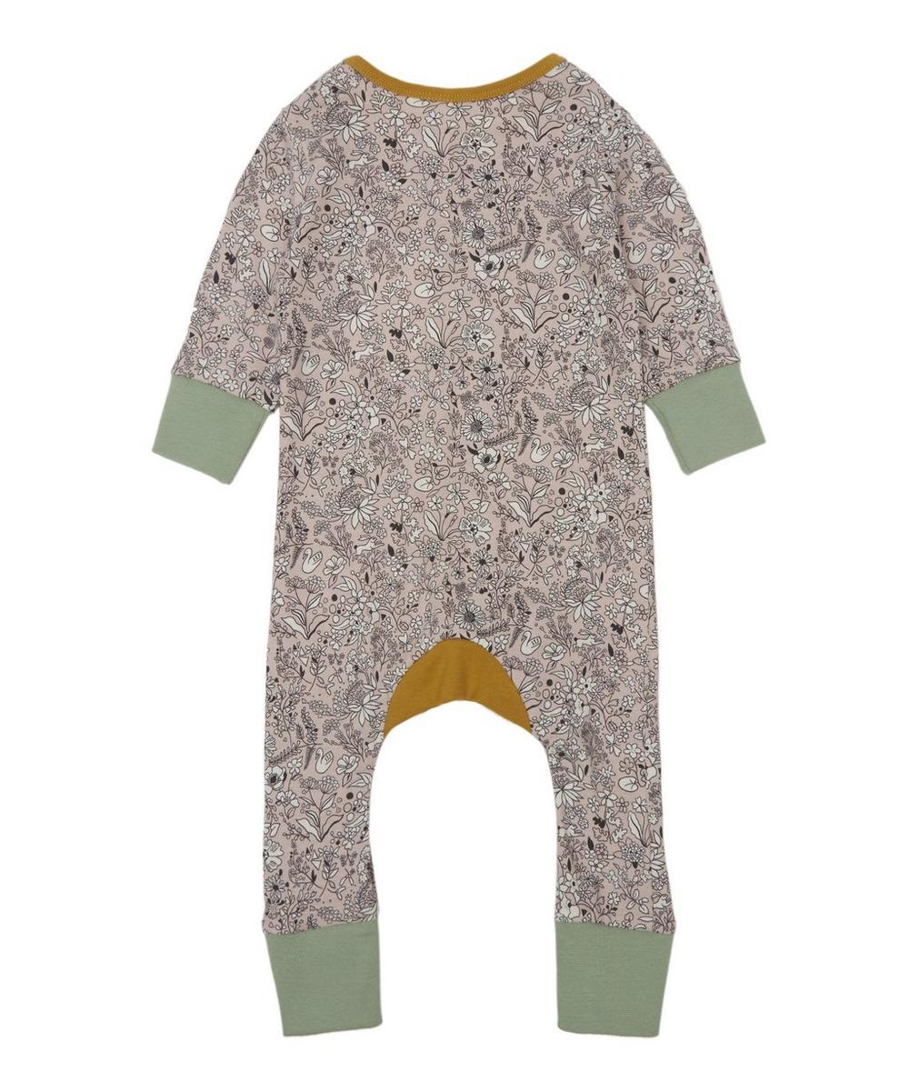 Monty Ditsy Floral Sleepsuit 0-18 Months