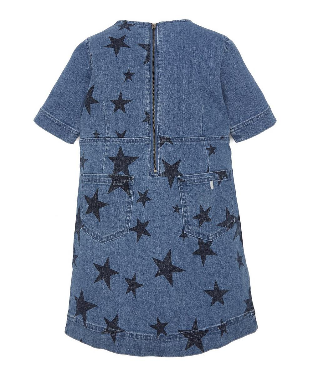 Spread Stars Denim Dress 2-8 Years