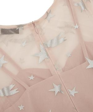 Foil Stars Tulle Dress 2-8 Years