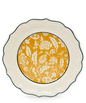 Dominoté Indienne Dessert Plate