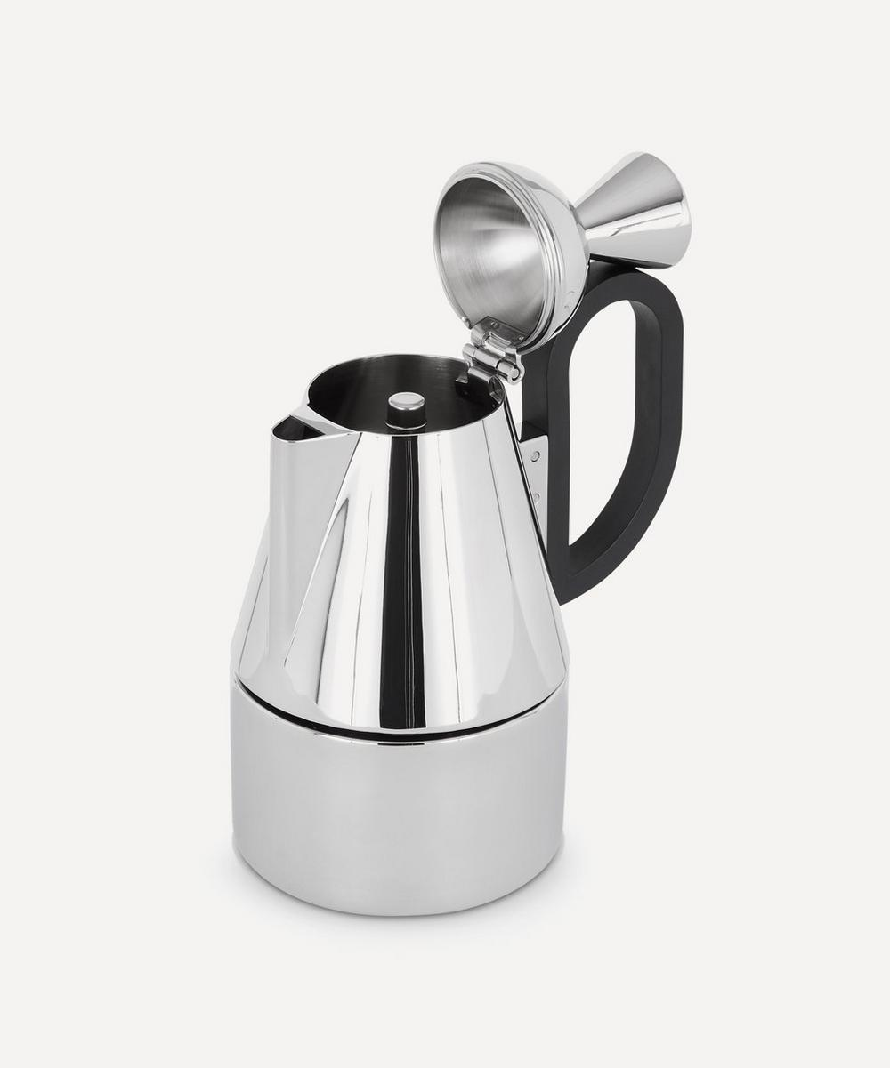 Brew Stainless Steel Stove Top Espresso Maker