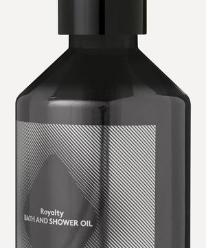 Royalty Shower and Bath Oil 180ml