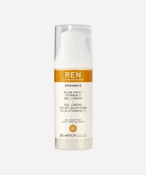 REN Clean Skincare - Glow Daily Vitamin C Gel Cream 50ml