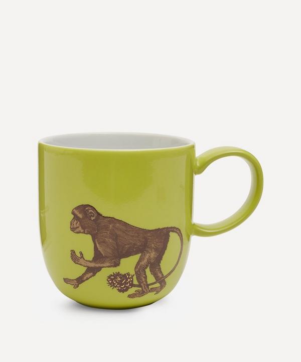 Puddin' Head Monkey Mug