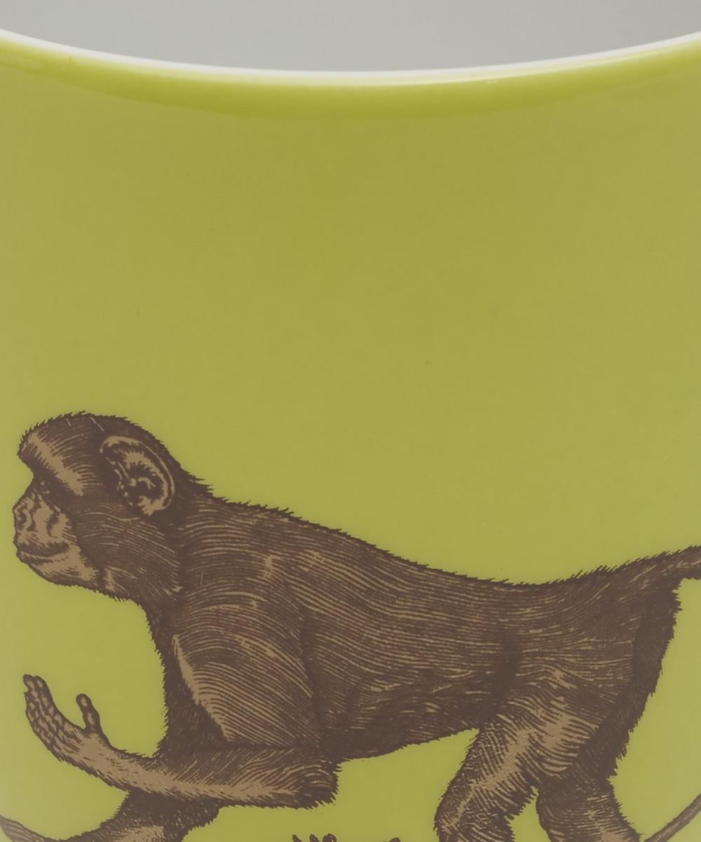 Puddin' Head Monkey Mug