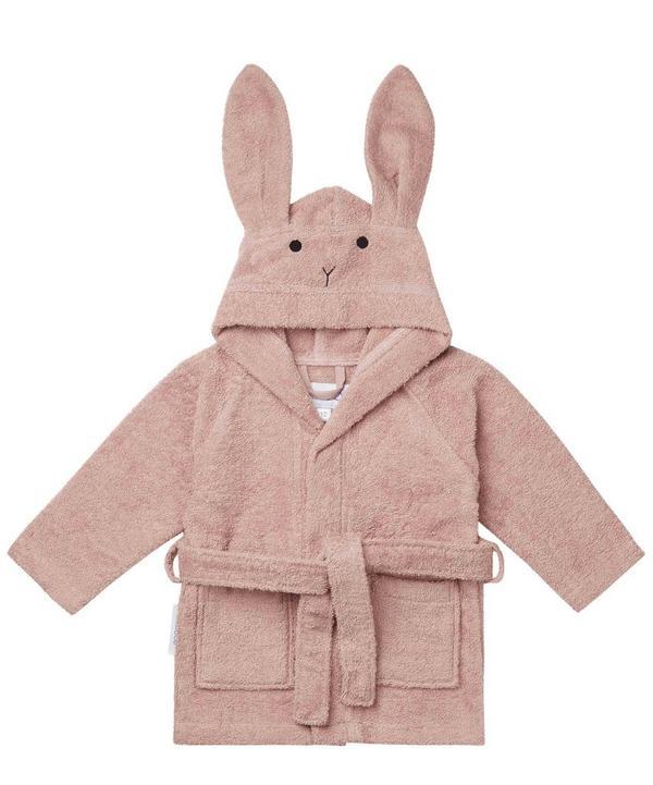 ac0fec6fa86840 Lily Rabbit Bathrobe 3-6 Years ...