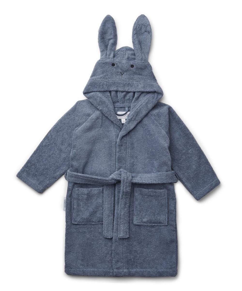 Lily Rabbit Bathrobe 3-6 Years