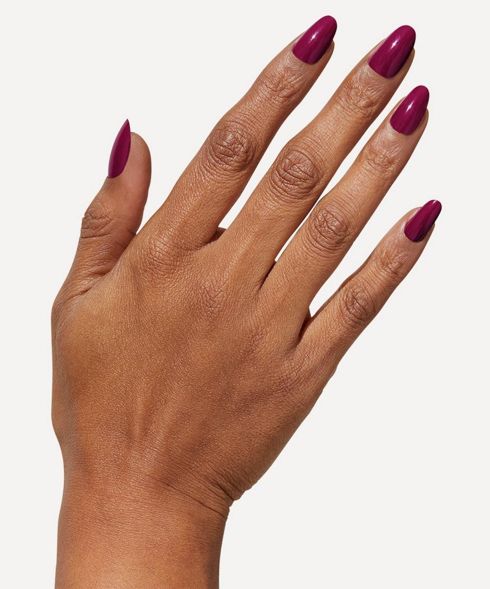 Nail Polish in Raspberry