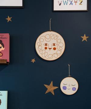 Baby Moon Wall Art