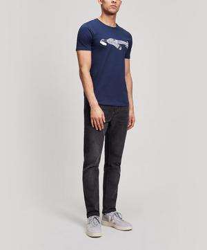 Relax Maria Midttun x 154 Printed Cotton T-Shirt