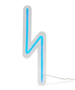 Lightning Bolt LED Wall Light