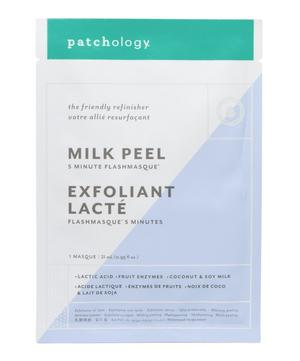 FlashMasque® Milk Peel 5-Minute Sheet Masks 4 Pack