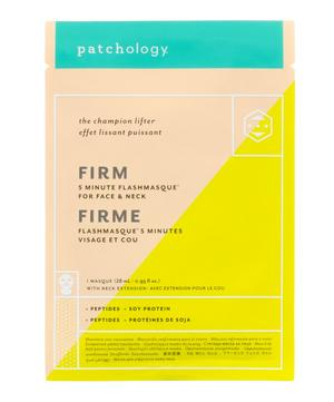 FlashMasque® Firm 5-Minute Sheet Masks for Face and Neck 4 Pack
