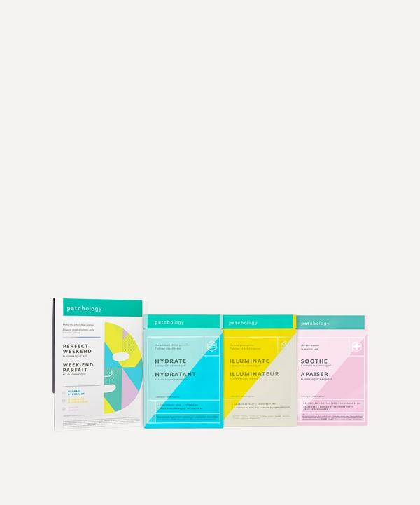 Patchology - FlashMasque® 5-Minute Sheet Masks Perfect Weekend Trio